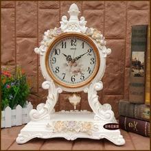 Гостиная сиденье колокол современный творческий часы континентальный тайвань колокол большой размер украшение часы личность сидеть колокол корея держать ретро стол колокол