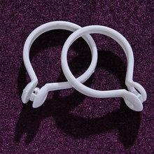 Занавес монтаж аксессуары рим круг скольжение кольцо сын на липучках обычным крючком протяжение крюк небольшой наконечник крюк ведущий блок ткань ремня