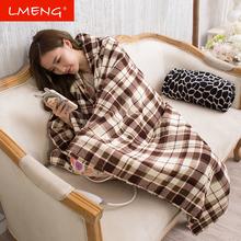 Зеленый росток электрическое отопление шаль теплый электрическое отопление одеяло домой крышка одеяло отопление теплый электрический обогреватель тело одеяло многофункциональный надеть одеяло подушка