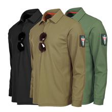 【 каждый день специальное предложение 】 специальный тип солдаты тактический футболка мужчина с длинными рукавами осень и зима армия фанатов t футболки на открытом воздухе