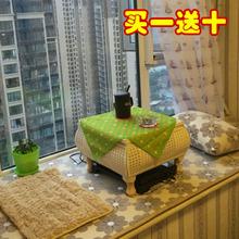 Простой бамбук компилировать японский дерево татами кофейный столик эркер стол небольшой балкон окно тайвань таты до метра тайвань короткая таблица
