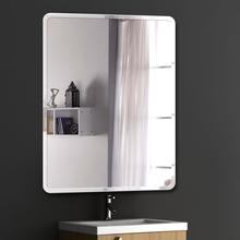 Ванная комната зеркало настенный континентальный ванная комната зеркало ванная комната зеркало бескаркасный мойте руки между зеркало настенный палка косметическое зеркало сын