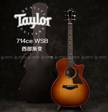 Сша тейлор Taylor 714ce WSB запад постепенное изменение новый одинарный электрическая коробка баллада гитара сейчас в надичии