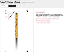 2017 модель Severne Gorilla G2 мачт поляк 400cm