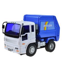 Сила прибыль небольшой инерция инженерная машина чистый автомобиль мусор транспортных средств 2-6 лет мальчик ребенок игрушка автомобилей тип