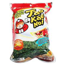 Таиланд импорт море мох маленький старый доска вкус фиолетовый блюдо ( пряный вкус )32g / мешок нулю еда