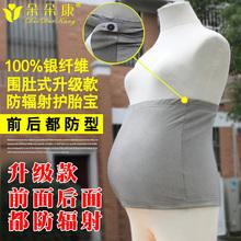 Радиационной защиты одежда беременная женщина подлинные радиационной защиты фартук защищать шина сокровище строп ношение серебро волокна осень и зима куртка компьютер
