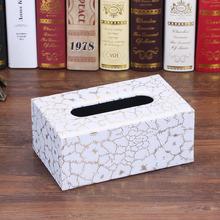 Континентальный ткань домой домой гостиная магазин простой насосные коробка творческий милый еда полотенце бумага привлечь коробка поверхность кассета