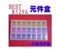 【 домой электричество размер монтаж 】ЛУЧШИЙ время мысль специальный -R529A юань картридж 21 сетка частей коробка IC коробка чип коробка