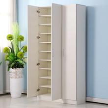 Дежурные современный простота большой мощность деревянный обувной хранение хранение дверь зал две двери три легко обувной