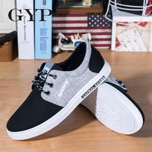 Мужской холст обувь корейский обувь сын дикий мужская обувь обувь лето обувь casual осень воздухопроницаемый низкий обувной ткань обувная