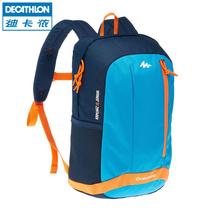 Следовать карта леннон ребенок / подростков только шаг путешествие рюкзак пакет ARP15L QUECHUA HB