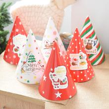 Обещание самоцвет творческий бумага diy мультики рождество шляпы сын ребенок крышка треугольник крышка для взрослых крышка рождество декоративный статья
