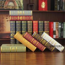 Континентальный моделирование книга ретро декоративный книга ложный книга модель книга мягкий декоративный статья украшение реквизит книга модель книга дом модель