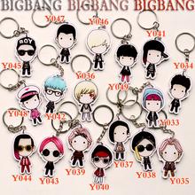 Звезда ключ цепи брелок GD top BIGBANG да Цуй победа виртуозный восток навсегда Пей слива победа виртуозный