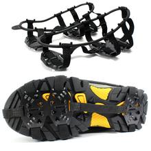 На открытом воздухе модернизированный 18 зуб укрепление марганца зуб лед коготь снег улов снег грязь земля скольжение обувной скольжение обувной цепь