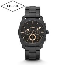 Fossil/ из камень мужской наручные часы мода три диск кварц водонепроницаемый наручные часы мужчина FS4682
