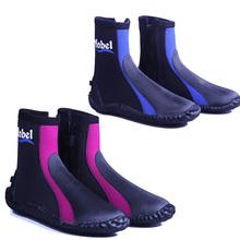 Высокий дайвинг обувной мужской и женщины для взрослых на открытом воздухе глубоко скрытая Вс ручей дрейфующий сгущаться поплавок скрытая обувной анти тепло царапина дайвинг ботинок
