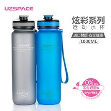 Отлично это большой потенциал пластик чашки творческий на открытом воздухе движение чайник бутылка верховая езда восхождение портативный герметичный чашка