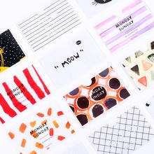 Корея творческий пластик полупрозрачная наборы карт студент школа карты автобус карта банк карта рис карта защитный кожух полномочия крышка