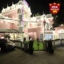 Особняк ворота люди ночь пассажир Стек Tzengtsu о'биты летать ночь даже запереть бала рисовое вино магазин теплый замок королева 400 юань