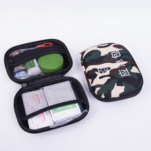 Travel Trace на открытом воздухе путешествие портативный первая помощь пакет с модель домой многофункциональный защищать аварийный пакет сырье депозит пакет