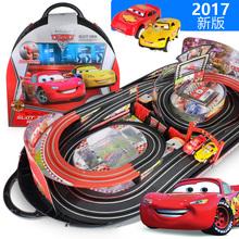 Дистанционный электрический повторение человек трек гоночный игрушка рука маккуин мальчик трек поезд ребенок автомобиль автомобиль всеобщая мобилизация