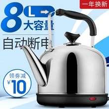Мужчина дикий гусь CM-1040g электричество чайник сжигать чайник бытовой электрический горячей нержавеющей стали автоматическая отключение электроэнергии сохранение тепла открыто большой потенциал