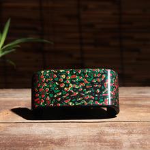 Один обещание сюань культура дом дерево шина большой краски носорог кожа краски производство ремесла бутик чернила кровать база