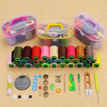 Домой рукоделие набор рукоделие шить шить заполнить рукоделие большой иглой коробка спеццена доставка включена