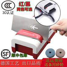 Германия небольшой 220v домой кухонные ножи электрический братья устройство автоматический братья машинально быстро братья артефакт точильный камень