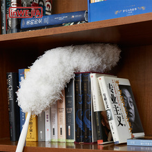 InWEJIA пыль пыльник домой избавиться от волос борьба развертка здравоохранения инструмент артефакт развертка серый пыль перо одеяло перо дастерс