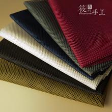 [ тонкий бамбук ткань укусить ] ручной работы diy ткань мешковина сетка ткань мешки отсек сетка ткань