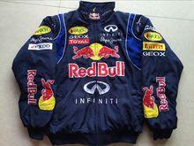 F1 гоночный одежда автоколонна гоночный одежда мотоцикл дрейф верховая езда одежда локомотив одежда A192 синий подбитый сейчас в надичии