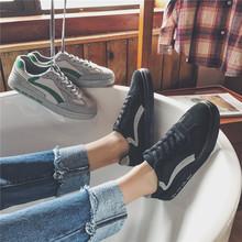 Осенью и зимой новый человек ученый случайный обувь дикий улица низкий обувной подростков корейский красивый тенденция мужская обувь сын