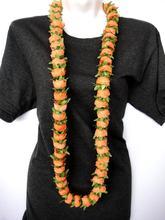夏威夷草裙舞舞蹈表演沙滩花环道具Hawaiian hula flower lei