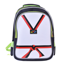 Любовь послушный тхэквондо защитное снаряжение пакет тхэквондо пакет для взрослых саньшоу (свободный спарринг) пакет ребенок рюкзак дорога одноместный рюкзак