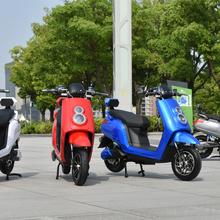 Электрический мотоцикл черепаха король электромобиль мужской и женщины двойной 60V72V педаль мотоцикл для взрослых два аккумуляторная батарея автомобиль