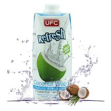 【 рысь супермаркеты 】 таиланд импорт UFC карты 100% чистый кокос вода напитки 500ml кокос вода что что хорошо напиток