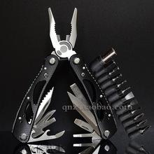 Многофункциональный плоскогубцы сложить инструмент плоскогубцы на открытом воздухе оборудование гаечный ключ нож плоскогубцы портативный портативный сочетание плоскогубцы нож