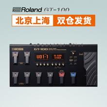 Roland роланд BOSS электрогитара эффект устройство GT100 GT-100 гитара эффект устройство доставка от компании sf express включена