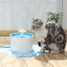 Домашнее животное распылитель умный китти статьи подача вода течь спрей весна живая вода бассейн кот использование пейте много воды устройство автоматическая цикл
