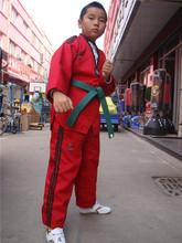 TAK тхэквондо одежда для взрослых ребенок тхэквондо одежда черный и красный тренер одежда тхэквондо одежда лето дорога одежда