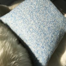 Сделанный на заказ модель - ладан простой вязание кашемир натуральная кожа диван подушка подушка модель дом мягкий наряд дизайн опираться на пакет подушка ядро