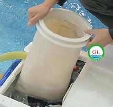 Плавательный бассейн фильтрация мешок фильтр бассейн фильтрация монтаж поглощать грязный машинально фильтрация мешок фильтр интеграции настенный машинально