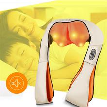 Плечо шея массаж шаль домой массирование плечо шея плечо шея шея модель талия плечо электрический шейного позвонка массажеры инструмент