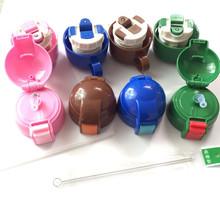 Ребенок термос кружка общий монтаж мода ребенок чайник детские чашки обрабатывать ремень герметичный оригинал чашки крышка