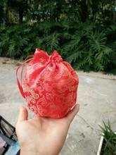 Гуанси гортензия старый государственный гортензия свадьба реквизит производительность подарок день святого валентина 10cm парча мешок