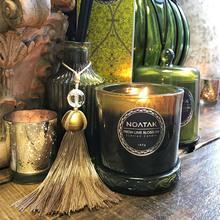 Импорт большой фасоль воск масло ароматерапия свеча чашка спальня помогите сон аромат свеча ладан свеча подсвечник нет дым ладан дым подарок