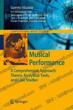 Musical Performance: A Comprehensive Approach: Theory, Anal